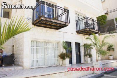 Image 2 furnished 1 bedroom Apartment for rent in Haifa, Haifa