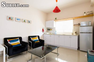 Image 1 furnished 1 bedroom Apartment for rent in Haifa, Haifa