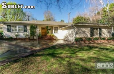 Image 1 furnished 3 bedroom House for rent in Encino, San Fernando Valley