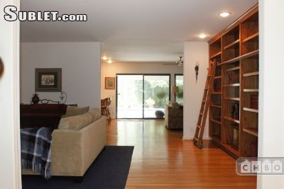 Image 3 furnished 3 bedroom House for rent in Encino, San Fernando Valley