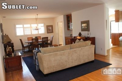 Image 4 furnished 3 bedroom House for rent in Encino, San Fernando Valley