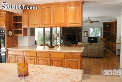 Image 6 furnished 3 bedroom House for rent in Encino, San Fernando Valley