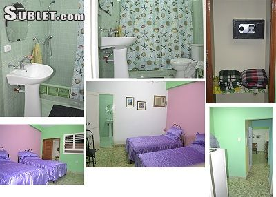 Image 2 furnished 1 bedroom Apartment for rent in Centro Habana, Ciudad Habana