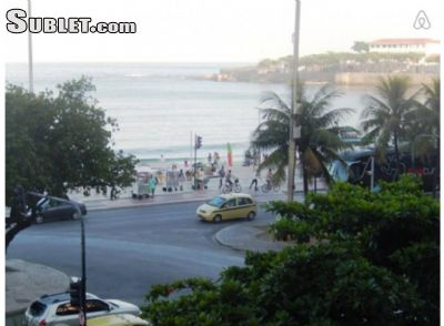 Image 1 furnished 2 bedroom Apartment for rent in Lagos, Rio de Janeiro