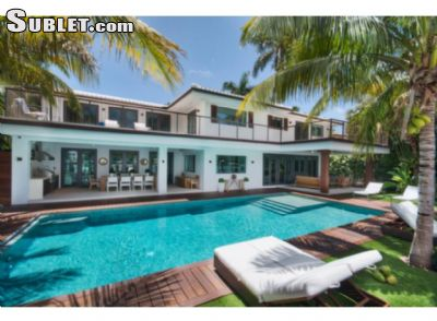 Image 1 furnished 5 bedroom Apartment for rent in South Beach, Miami Area