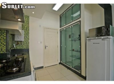 Image 3 furnished 1 bedroom Apartment for rent in Bacia Sao Joao, Rio de Janeiro