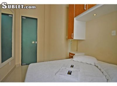 Image 7 furnished 1 bedroom Apartment for rent in Bacia Sao Joao, Rio de Janeiro