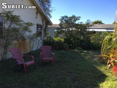 Image 8 furnished 2 bedroom Townhouse for rent in Hollywood, Ft Lauderdale Area
