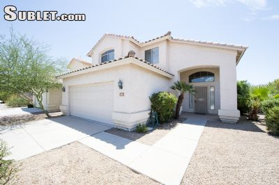 Image 2 furnished 3 bedroom House for rent in Tempe Area, Phoenix Area