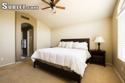 Image 5 furnished 3 bedroom House for rent in Tempe Area, Phoenix Area