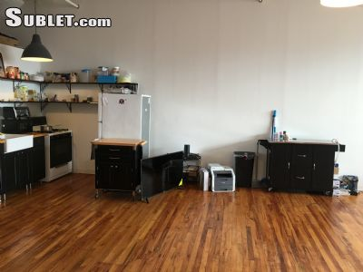 Image 6 furnished Studio bedroom Loft for rent in Clinton Hill, Brooklyn