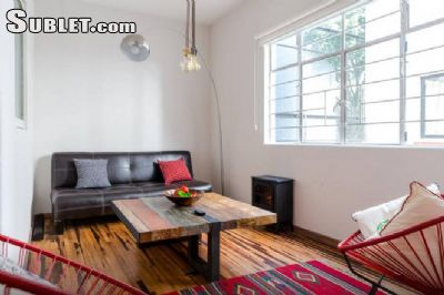 Image 2 furnished 2 bedroom Apartment for rent in Cuauhtemoc, Mexico City