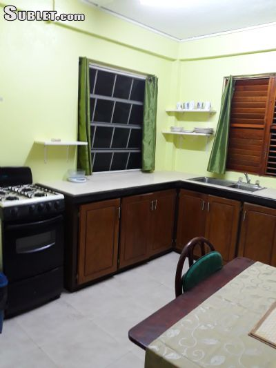 Image 1 furnished 1 bedroom Apartment for rent in Castries, Saint Lucia