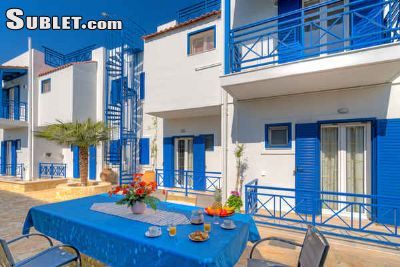 Image 1 furnished Studio bedroom Apartment for rent in Gazi, Heraklion