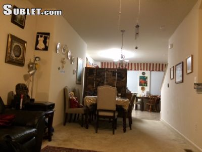 Image 2 Furnished room to rent in Clarksburg, DC Metro 1 bedroom Townhouse