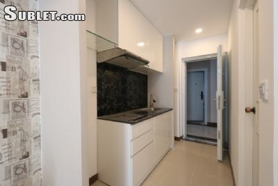 Image 3 furnished Studio bedroom Apartment for rent in Chamkarmon, Phnom Penh