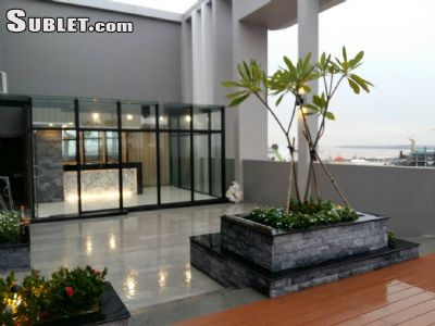 Image 7 furnished Studio bedroom Apartment for rent in Chamkarmon, Phnom Penh