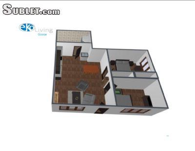 Image 2 furnished 2 bedroom Apartment for rent in Portland Southwest, Portland Area