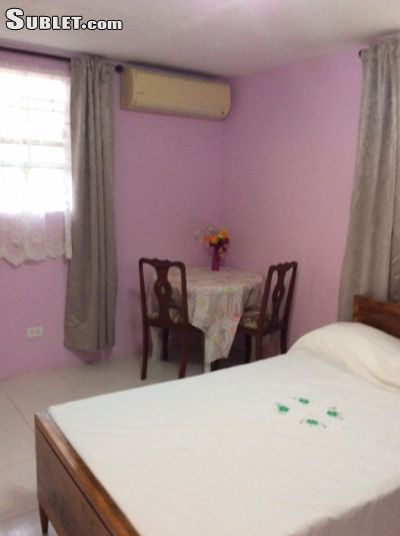 Image 1 furnished Studio bedroom Apartment for rent in Christ Church, Barbados