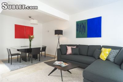 Image 1 furnished 1 bedroom Apartment for rent in Cuauhtemoc, Mexico City