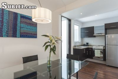 Image 4 furnished 1 bedroom Apartment for rent in Cuauhtemoc, Mexico City