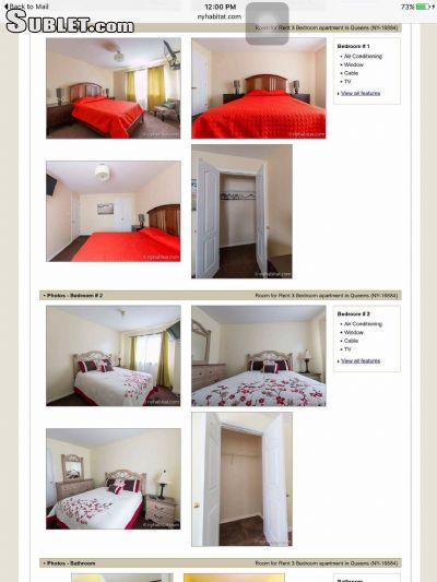 Image 2 Furnished room to rent in Rockaway Peninsula, Queens 3 bedroom Apartment