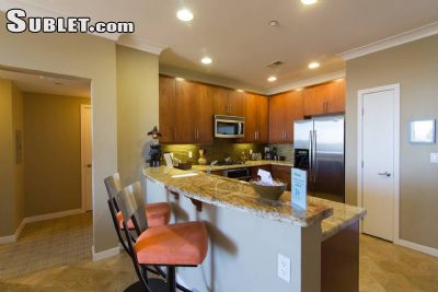 Image 5 furnished 2 bedroom Apartment for rent in Hillcrest, Western San Diego