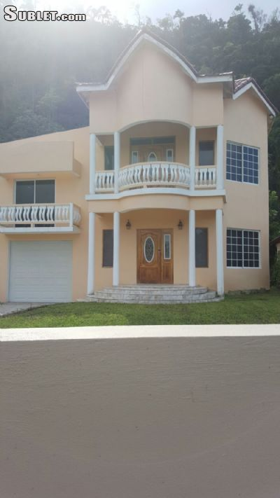 Image 1 furnished 2 bedroom House for rent in Buff Bay, Portland