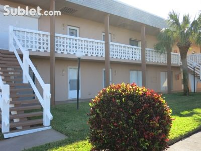 Image 1 furnished 2 bedroom Apartment for rent in Cocoa Beach, Brevard (Melbourne)
