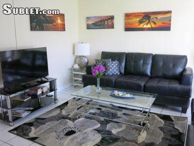 Image 3 furnished 2 bedroom Apartment for rent in Cocoa Beach, Brevard (Melbourne)
