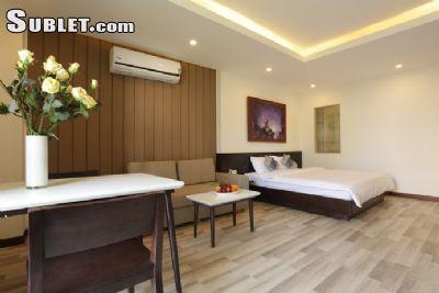 Image 1 furnished Studio bedroom Apartment for rent in Ngu Hanh Son, Da Nang