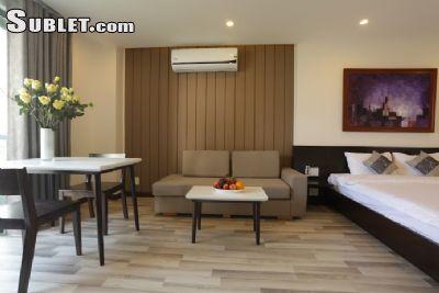 Image 2 furnished Studio bedroom Apartment for rent in Ngu Hanh Son, Da Nang