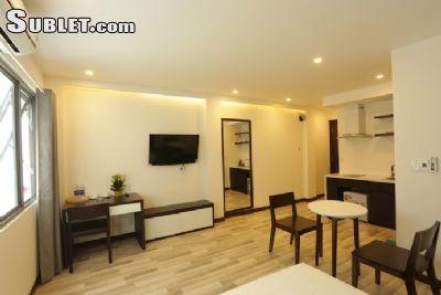 Image 5 furnished Studio bedroom Apartment for rent in Ngu Hanh Son, Da Nang
