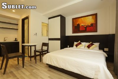 Image 6 furnished Studio bedroom Apartment for rent in Ngu Hanh Son, Da Nang