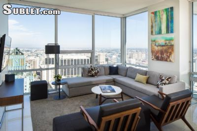 Image 4 either furnished or unfurnished 3 bedroom Apartment for rent in Downtown, Metro Los Angeles
