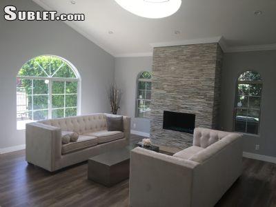Image 5 furnished 3 bedroom House for rent in Sherman Oaks, San Fernando Valley