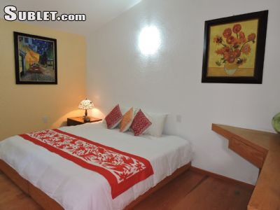 Image 1 furnished 1 bedroom Hotel or B&B for rent in Coyoacan, Mexico City