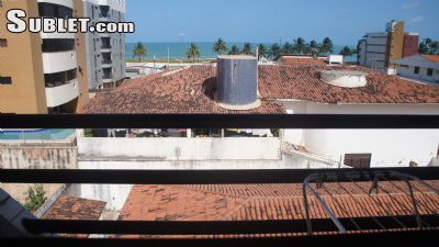 Image 1 furnished 2 bedroom Apartment for rent in Joao Pessoa, Paraiba