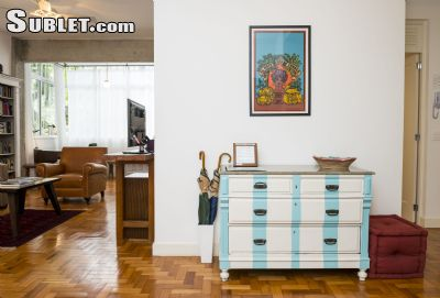 Image 5 furnished 2 bedroom Apartment for rent in Leblon, Rio de Janeiro City