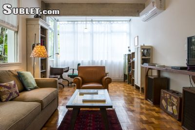 Image 7 furnished 2 bedroom Apartment for rent in Leblon, Rio de Janeiro City