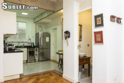 Image 9 furnished 2 bedroom Apartment for rent in Leblon, Rio de Janeiro City