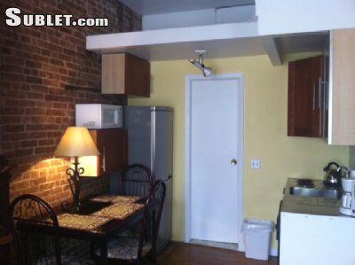 Image 2 furnished Studio bedroom Apartment for rent in Upper West Side, Manhattan