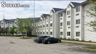 Image 1 furnished Studio bedroom Apartment for rent in Streetsboro, Portage County