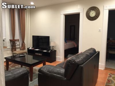 Image 2 furnished 3 bedroom Apartment for rent in Jersey City, Hudson County