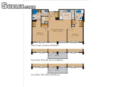 2 bedroom Bethesda