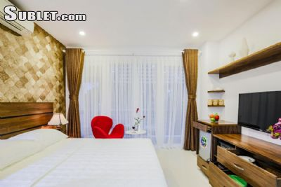 Image 1 furnished 1 bedroom Apartment for rent in District 3, Ho Chi Minh City