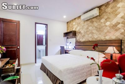 Image 2 furnished 1 bedroom Apartment for rent in District 3, Ho Chi Minh City