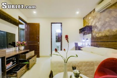 Image 3 furnished 1 bedroom Apartment for rent in District 3, Ho Chi Minh City
