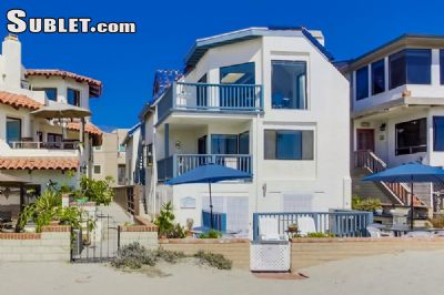 Image 1 furnished 4 bedroom House for rent in Pacific Beach, Northern San Diego