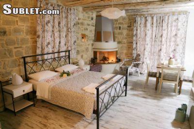 Image 1 furnished Studio bedroom Apartment for rent in Gorgolainis, Heraklion